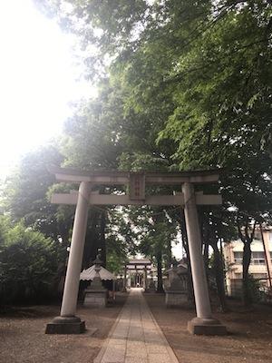 北野神社③